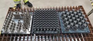 3D-tulostettuja osia